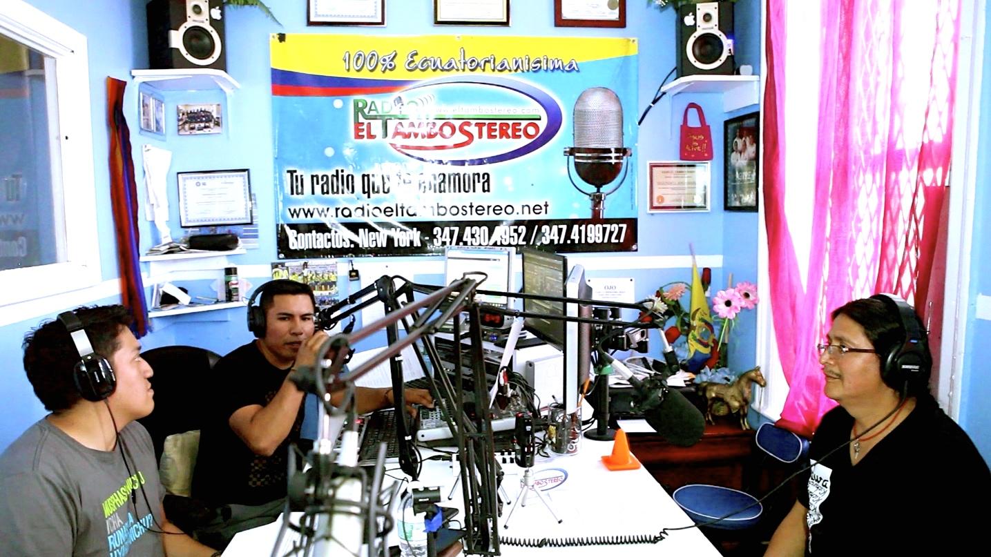 Kichwa Hatari in Studio