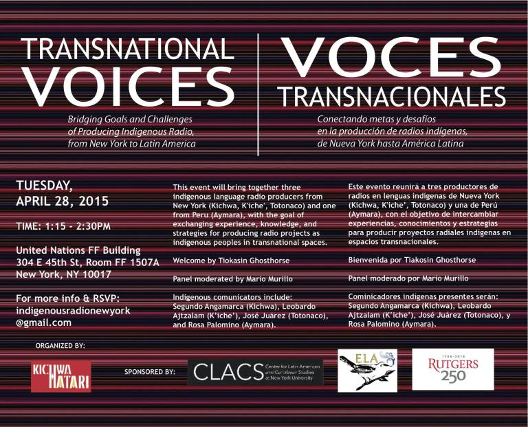 Transnational Voices_Voces Transnacionales