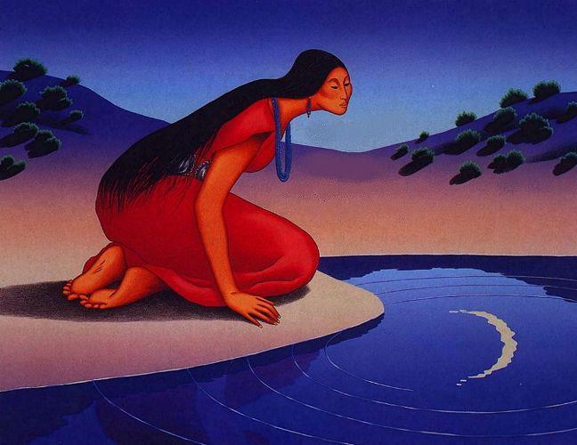 espiritualidad indígena