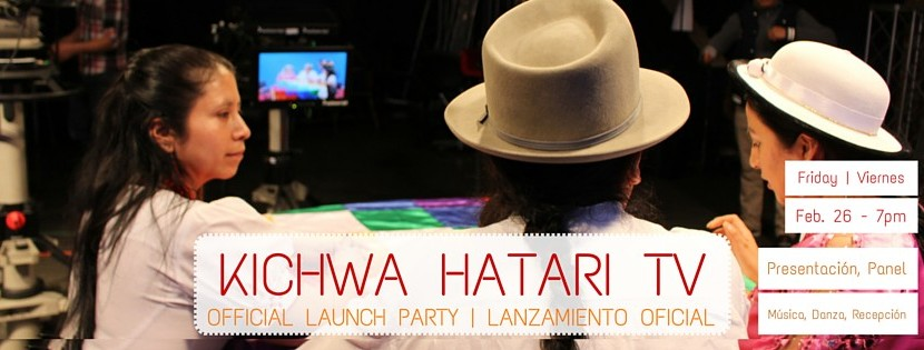 Kichwa Hatari TV: Lanzamiento Oficial! ~ Official Launch Party!