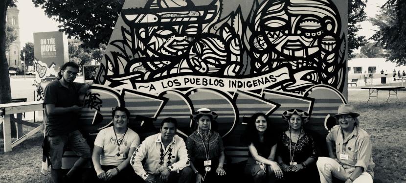 #IndigenousPeoplesDayNYC #DíaDeLosPueblosIndígenasNY