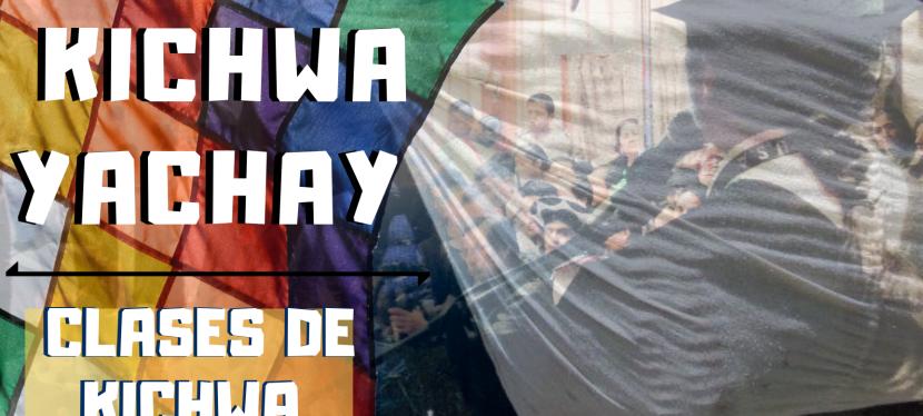 JUNIO 2019 – Kichwa Yachay: IntermedioIntensivo