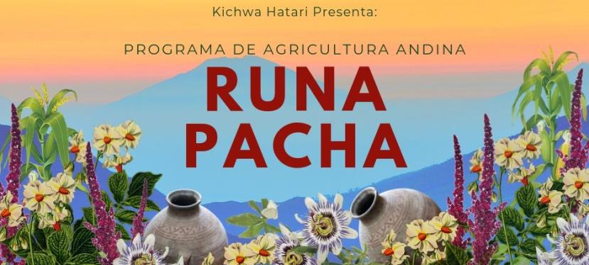 RUNA PACHA (NYC- Verano2019)